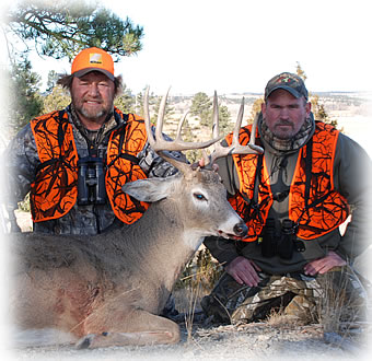 Kevin has has been in dozens of TV shows filmed with him as the hunting guide and outfitter for some of your favorite TV celebrities.